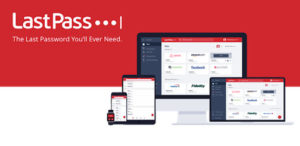 LastPass Password Manager App